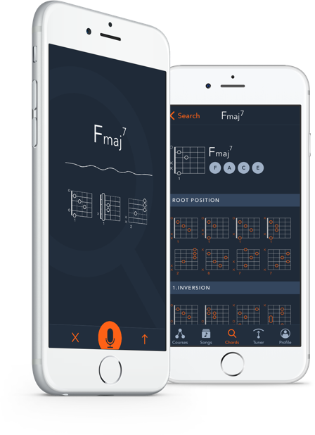 Learn Guitar  Fast  The Uberchord App — Chords, Strumming