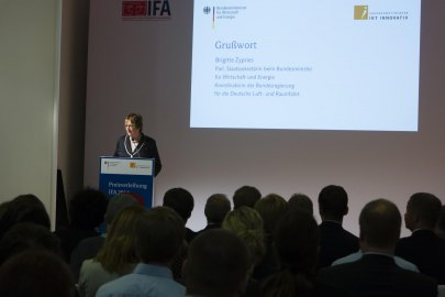 IKT Startup Competition Awards Ceremony at IFA