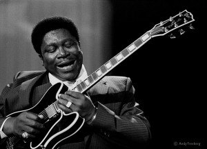 BB King Learning Blues Guitar - Blues Guitarist - Learn Blues - The Blues