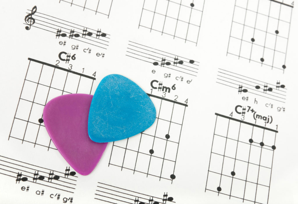 Learn How to Read Guitar Chord Chart & Symbols