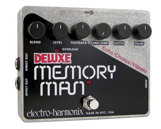 Deluxe Memory Man - Guitar Delay Effects