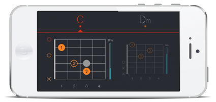 Uberchord Screenshot — Chord Training