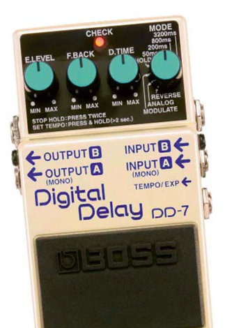 Guitar Delay Pedals - Which Effect is Right for You?