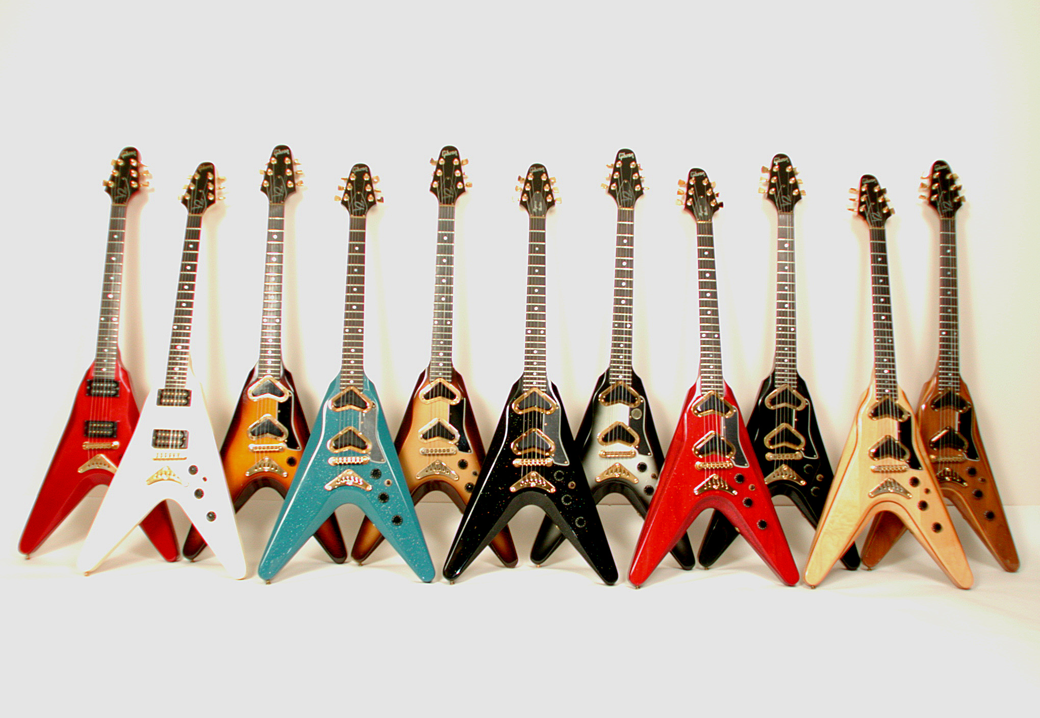 10 guitars you need to know 4 the flying v. Black Bedroom Furniture Sets. Home Design Ideas
