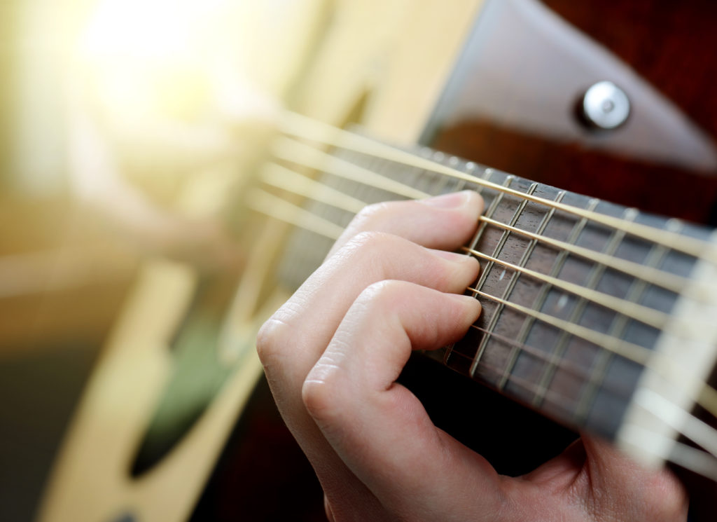 Beginners Guide To Guitar Strings
