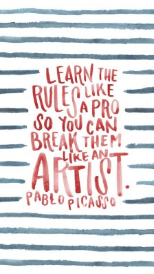 Picasso The Art of Stealing - Songwriting Tips