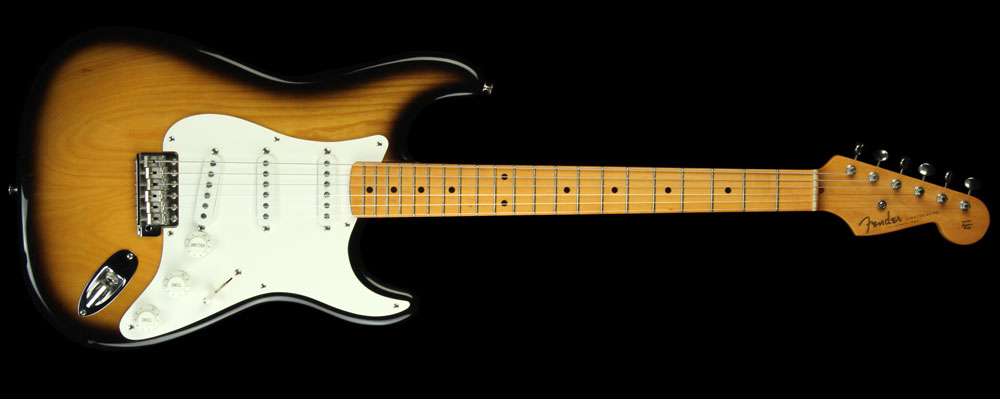 An original Fender Stratocaster from 1954