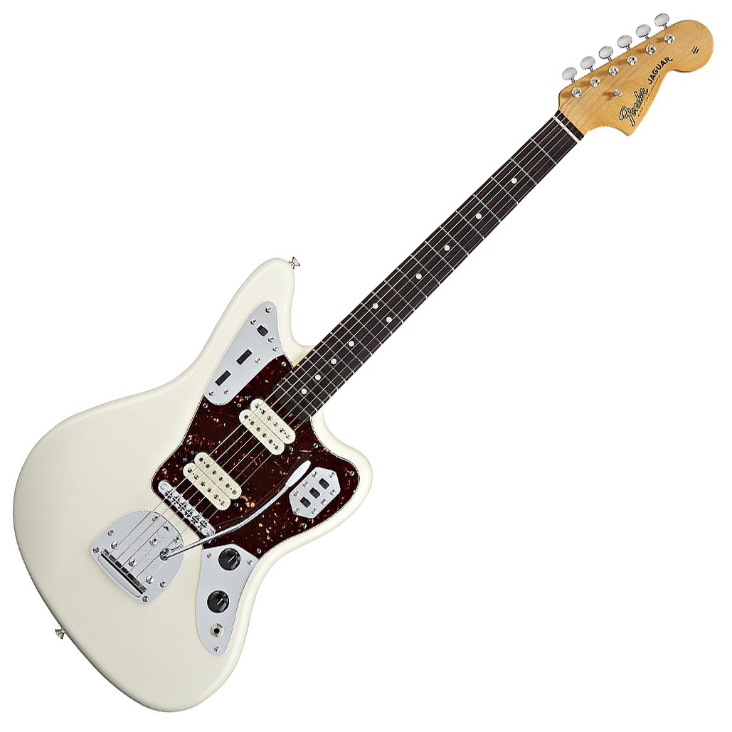 10 Guitars You Need To Know 7 The Fender Jaguar Gibson Marauder Wiring Diagram