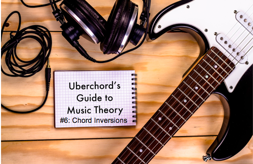 Beginner\'s Guide to Music Theory #6: Chord Inversions