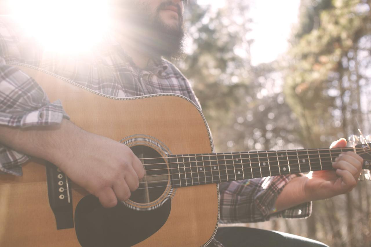 Acoustic Guitar Strumming Patterns Best Inspiration Design