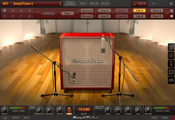 top 5 guitar plugins you need to know amplitube. Black Bedroom Furniture Sets. Home Design Ideas