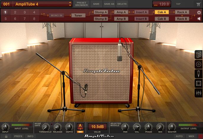 AmpliTube Guitar
