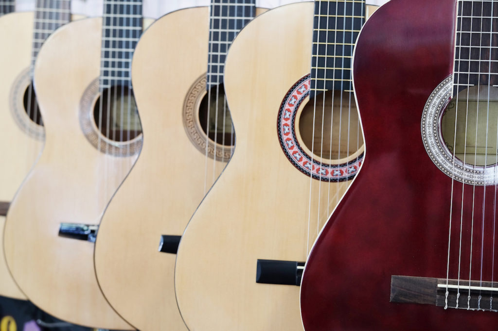 A Beginners Guide To Classical Guitar