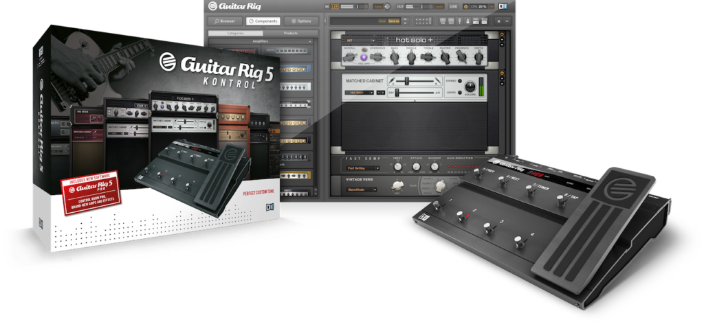 TOP 5 Guitar Plugins you need to know: AmpliTube