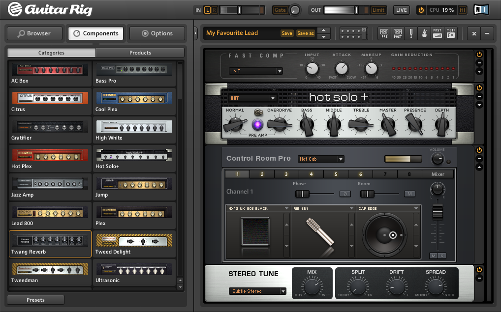 Top 5 Guitar Plugins You Need To Know Amplitube