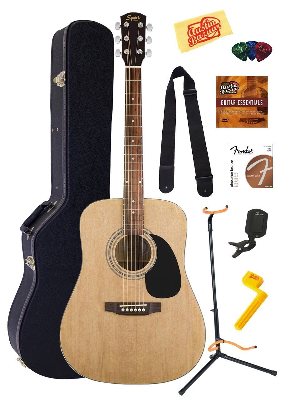 5 Best Affordable Acoustic Guitars For Beginners 2021 Uberchord App
