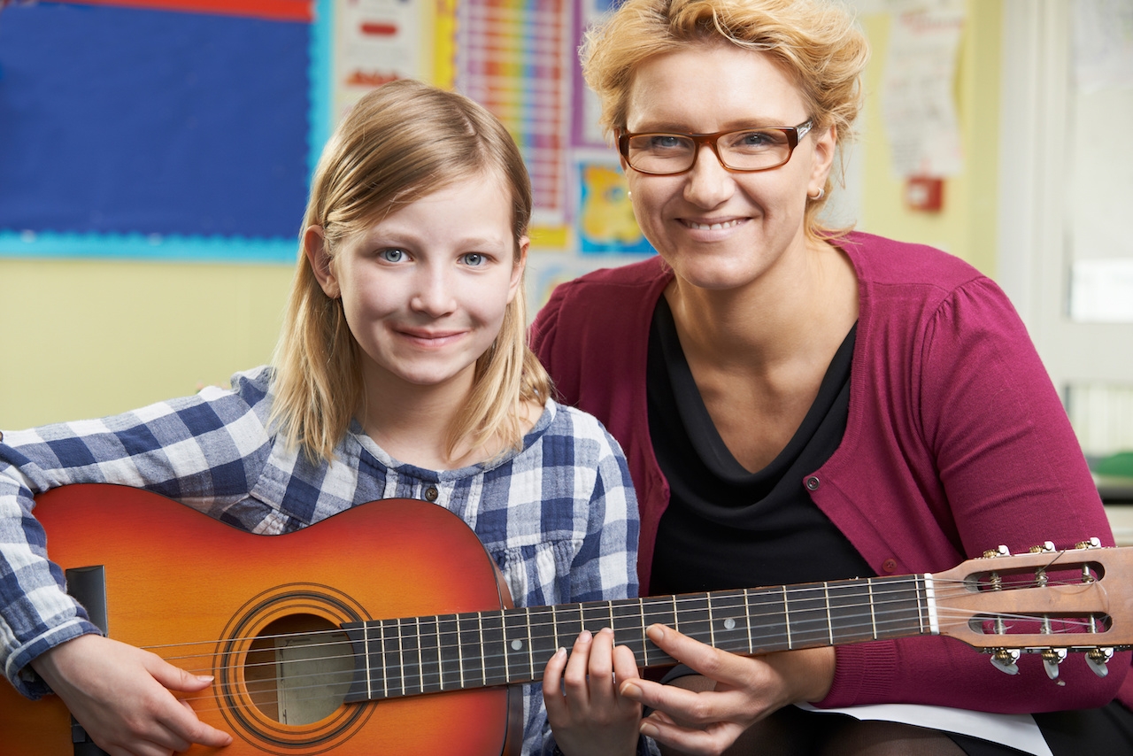 Kids Guitars: Buying Your Child's First Guitar | A Parents