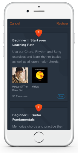 uberchord-application-learning-path-list-screen