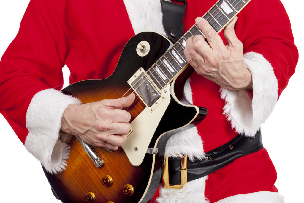 5 wonderful christmas songs on guitar and how