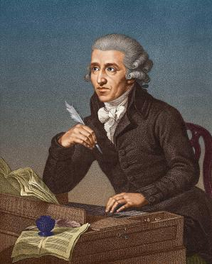 Haydn used F-sharp minor for his Farewell Symphony— and then said good-bye.