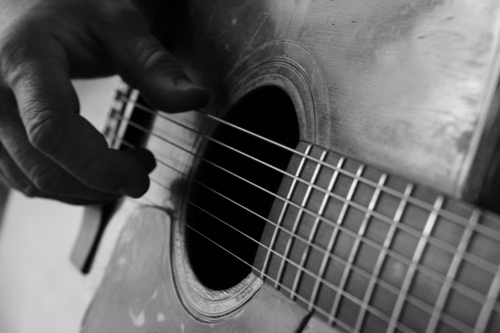Essential Guitar Chord Progressions in Folk Music - Uberchord App