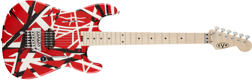 Later In His Career Eddie Started Using The Wolfgang Model Of Guitars Which Are Also Available Through EVH Line This Is Standard And