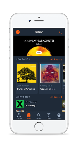 Fix You by Coldplay | Lyrics with Guitar Chords - Uberchord App