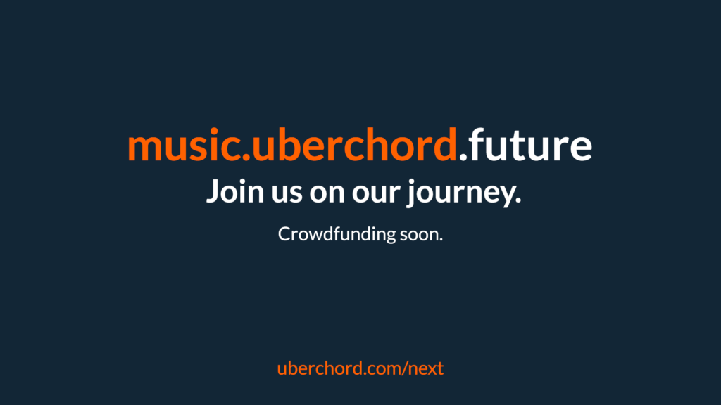 Building the future together - crowdfunding soon