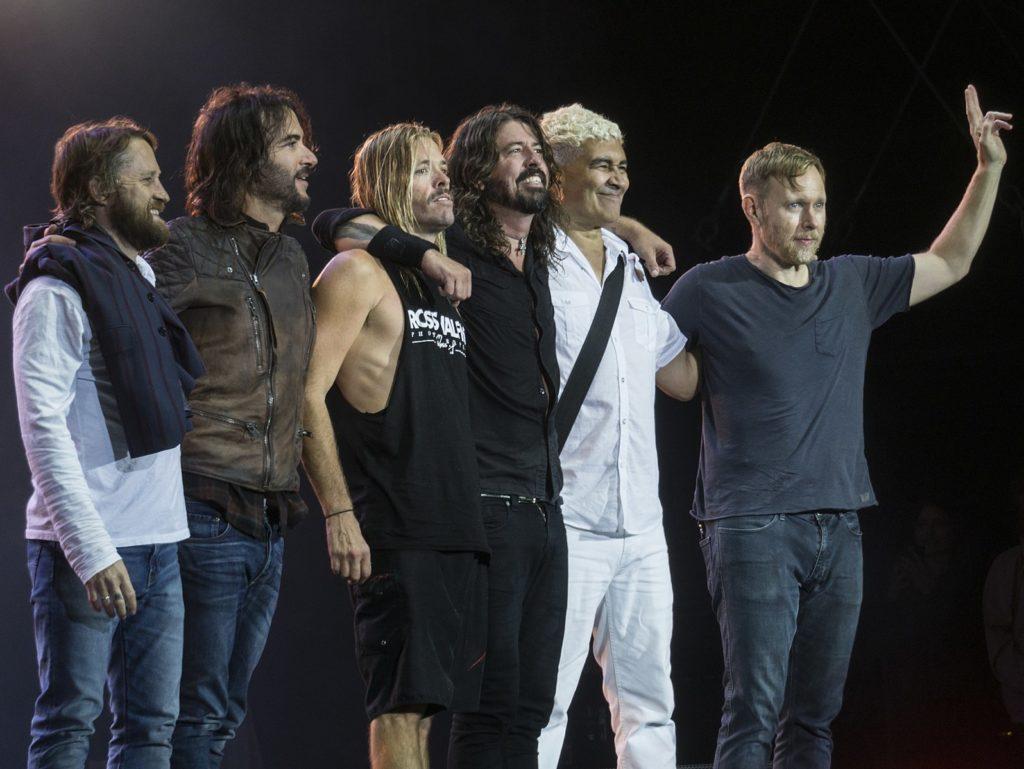 Stranger Things Have Happened By Foo Fighters Lyrics